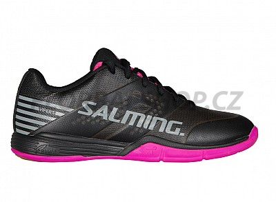 SALMING Viper 5 Women Shoe Black/Pink Jewel sálová obuv 18/19