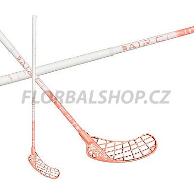 ZONE Monstr Air Superlight Curve 1,0° 27 white/coral 17/18