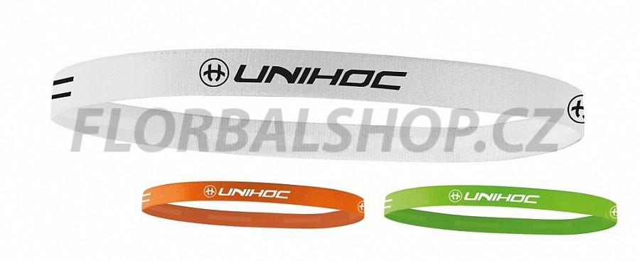 Unihoc Hairband Skill tenká čelenka  b5a07c59d4