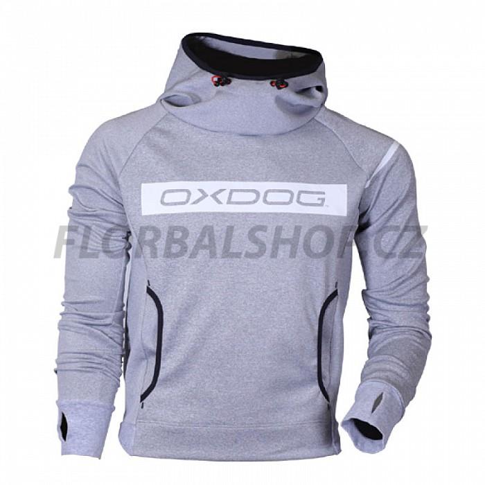 OXDOG mikina ATX HOOD grey  ba2a1d9c9d