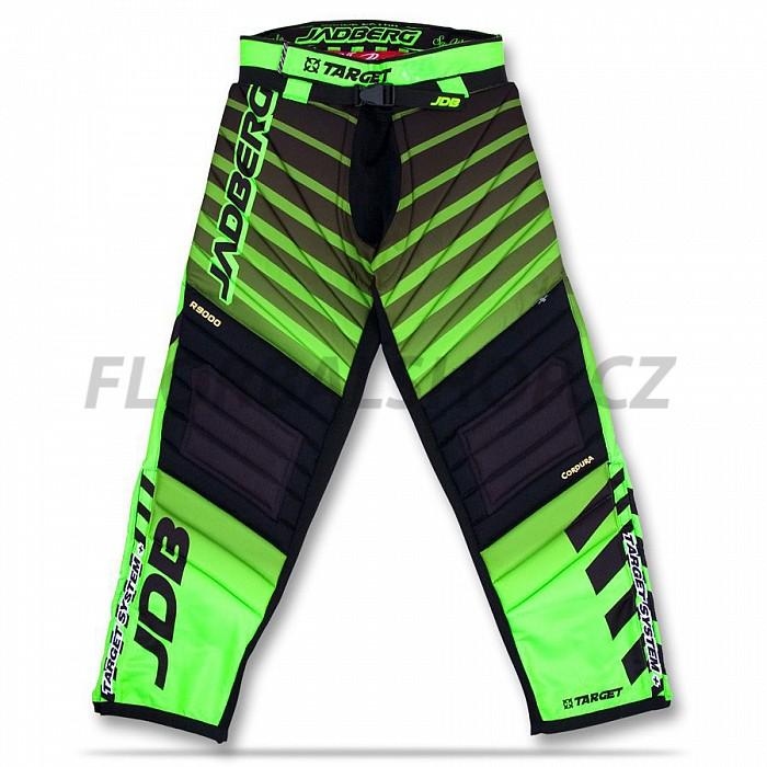 57e6c6c779b Jadberg Target Pants-R9000 Green brankářské kalhoty 18 19