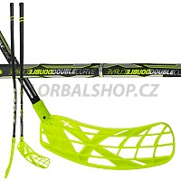 EXEL DOUBLECURVE BLACK/YELLOW 2.6 103 OVAL SB 17/18