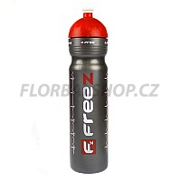 FREEZ láhev BOTTLE 1L granite