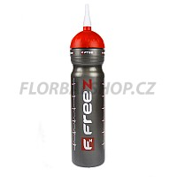 FREEZ láhev BOTTLE 1L granite - hockey