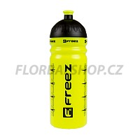 FREEZ láhev BOTTLE 0,7L neon yellow