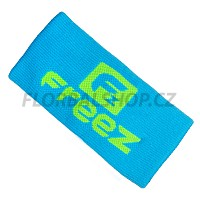 FREEZ potítko QUEEN WRISTBAND LONG neon blue/lime