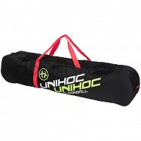 UNIHOC stickbag Crimson Line black SR