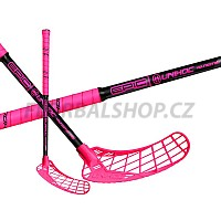 UNIHOC Epic Youngster 36 cerise/black