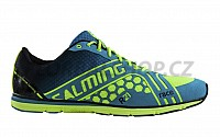 SALMING Race Shoe Men Yellow/Blue ´14