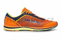Salming Speed 3 Shoe Men Shocking Orange
