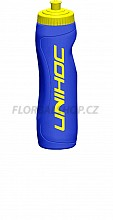 Unihoc láhev Rocket blue/yellow