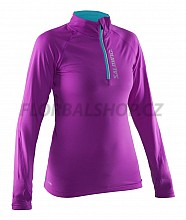 Salming Run Halfzip LS Tee Women
