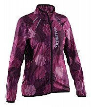 Salming Run Ultralite Jkt Wmn 2.0 Azalea Pink/Black