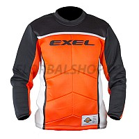 EXEL S60 brankářský dres orange/black JR