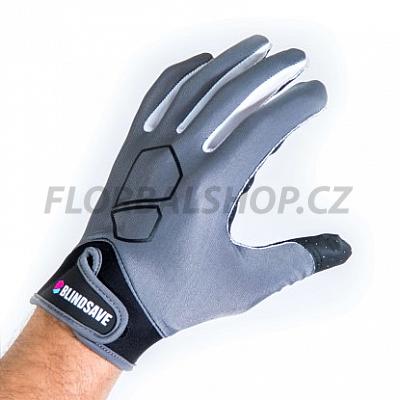 e403eaba5e2 BlindSave brankářské rukavice Grey 18 19